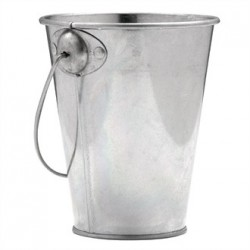 Olympia Mini Metal Food Bucket Tall 90mm