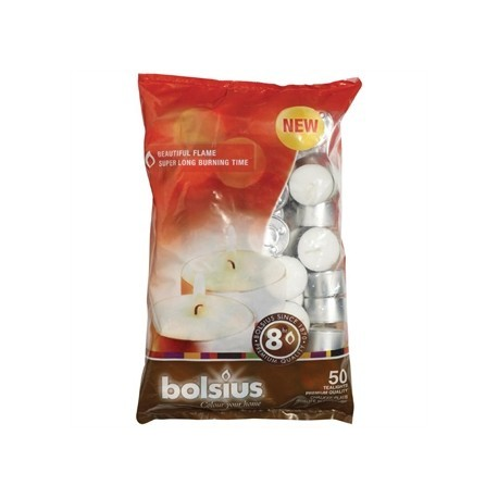 Bolsius 8 Hour Tealights