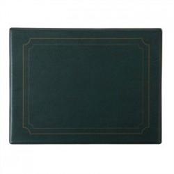 PVC Green Place Mat