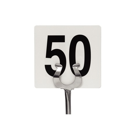 Table Numbers 1-50