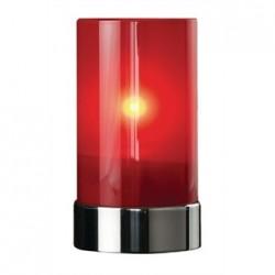 Metro Lamp Red