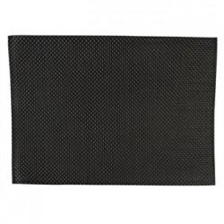 APS PVC Placemat Black
