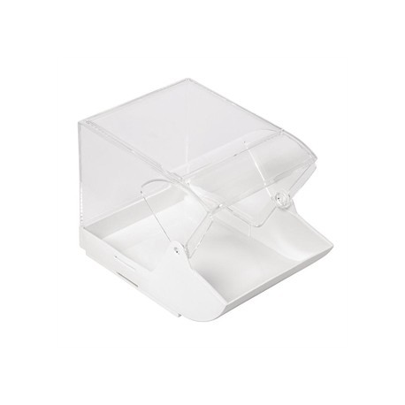 APS Sachet Dispenser Box White