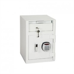 Phoenix Cash Deposit Drop Safe White 47Ltr 3K