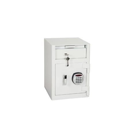 Phoenix Cash Deposit Drop Safe White 47Ltr 3K