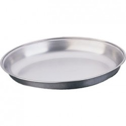 "Oval 20"" Undivided Vegetable Dish"