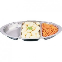 Large Oval Banqueting Dish