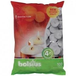 Bolsius 4 Hour Tealights