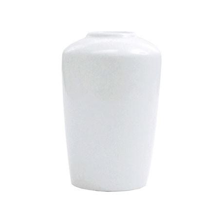Steelite Simplicity White Harmony Bud Vase