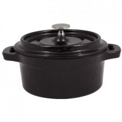 Cast Iron Round Mini Pot