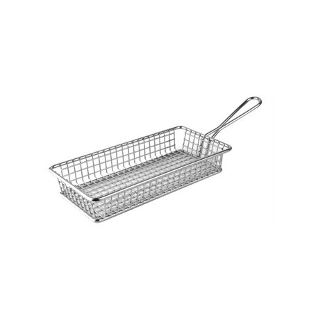 Olympia Shallow Rectangular Presentation Basket