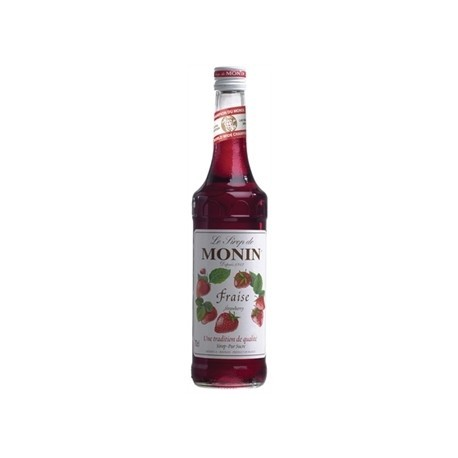 Monin Syrup Strawberry