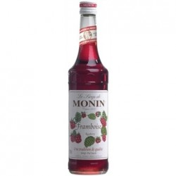 Monin Syrup Raspberry