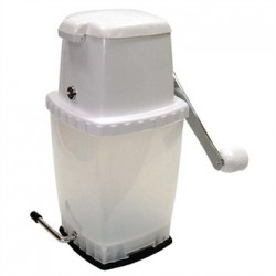 Beaumont Manual Ice Crusher White
