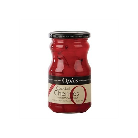 Opies Marashcino Flavour Cocktail Cherries