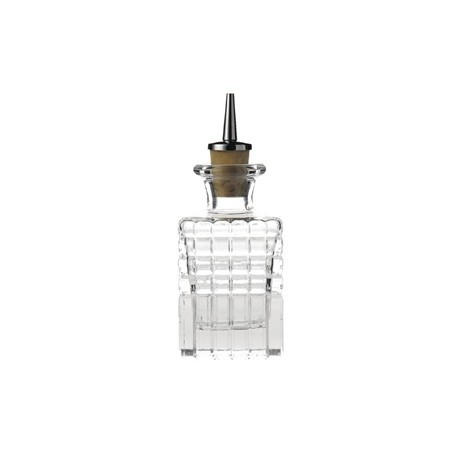 Square Bitters Dash Bottles 100ml
