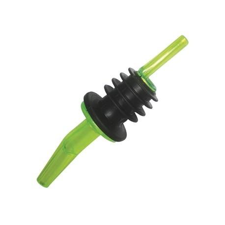 Plastic Spirit Pourer Green