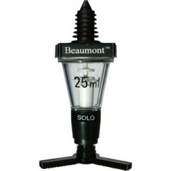 Beaumont Spirit Optic Dispenser Stamped 25ml