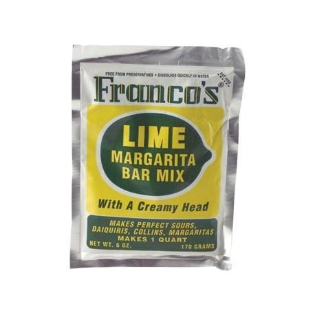 Franco's Lime Bar Mix