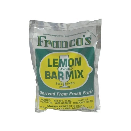 Franco's Lemon Bar Mix
