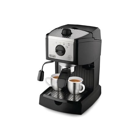 DeLonghi Traditional Pump Espresso and Cappuccino Maker EC156