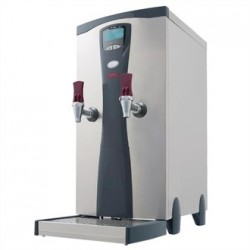 Instanta Premium Counter Top Boiler Twin Tap with Built In Filtration 3kW CPF520-3