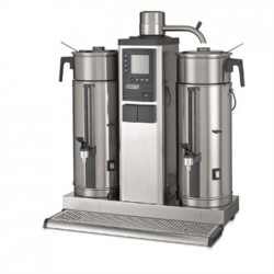 Bravilor B5 Bulk Coffee Brewer with 2x5Ltr Coffee Urns Single Phase