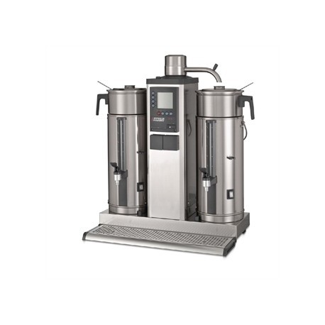 Bravilor B5 Bulk Coffee Brewer with 2x5Ltr Coffee Urns Three Phase