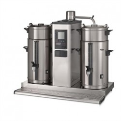 Bravilor B10 Bulk Coffee Brewer with 2x10Ltr Coffee Urns Three Phase