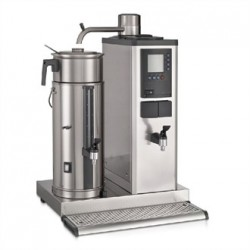 Bravilor B5 HWL Bulk Coffee Brewer with 5Ltr Coffee Urn and Hot Water Tap 3 Phase