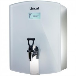 Lincat Wall Mounted Water Boiler White WMB3F/W