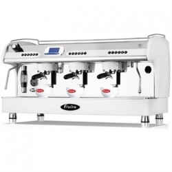 Fracino PID Espresso Coffee Machine 3 Group White PID3