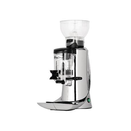 Fracino Luxo Coffee Grinder 55db Silver