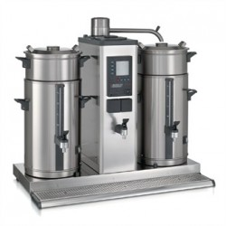 Bravilor Bulk Coffee Brewer 60Ltr/Hr Output 2 x 10Ltr Capacity B10 HW