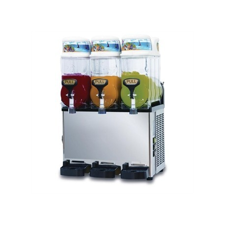 Blue Ice Triple Canister Slush Machine ST12X3