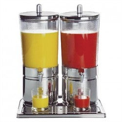 APS Juice Dispenser Double