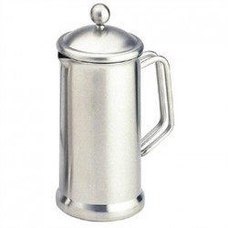 Cafetiere Stainless Steel Satin Finish 8 Cup