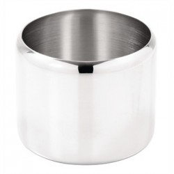 Olympia Concorde Sugar Bowl Stainless Steel 5oz