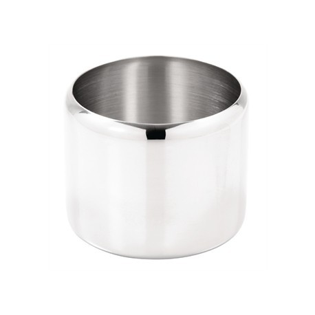 Olympia Concorde Sugar Bowl Stainless Steel 10oz