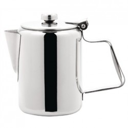 Olympia Concorde Coffee Pot Stainless Steel 16oz