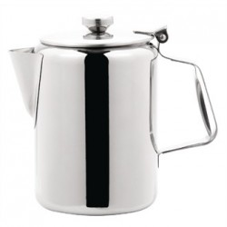 Olympia Concorde Coffee Pot Stainless Steel 32oz