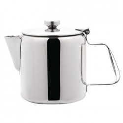 Olympia Concorde Coffee Pot Stainless Steel 48oz