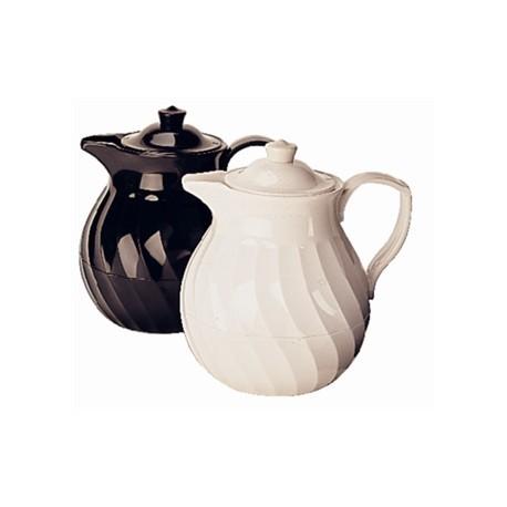 Kinox Insulated Tea Pot 36oz White