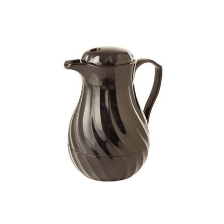 Kinox Insulated Coffee Jug 64oz Black