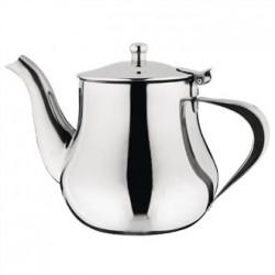 Olympia Arabian Tea Pot Stainless Steel 24oz