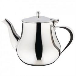 Olympia Arabian Tea Pot Stainless Steel 35oz