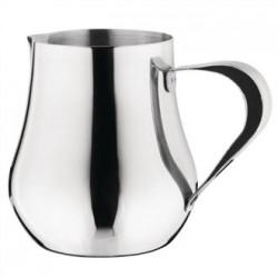 Olympia Arabian Milk Jug Stainless Steel 13oz