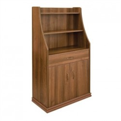 Deluxe Dumbwaiter Station Walnut