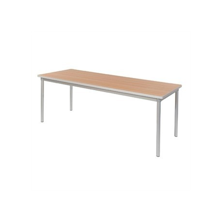 Gopak Enviro Indoor Beech Effect Rectangle Dining Table 1800mm