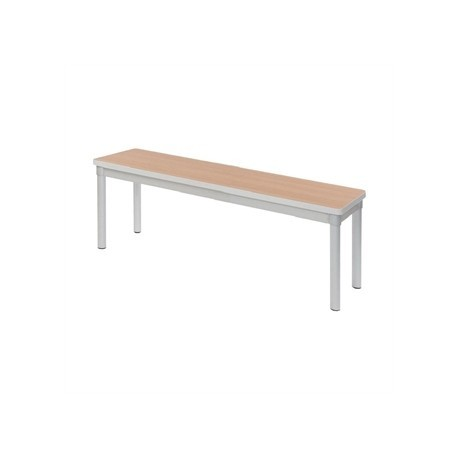 Gopak Enviro Indoor Beech Effect Dining Bench 1200mm